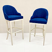 """Стулья ручной работы. Ярмарка Мастеров - ручная работа Барный стул """"Prado"""". Handmade."""
