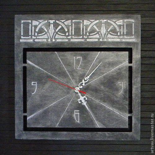 Часы для дома ручной работы. Ярмарка Мастеров - ручная работа. Купить Часы настенные. Handmade. Часы настенные, часы интерьерные