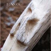 Сувениры и подарки ручной работы. Ярмарка Мастеров - ручная работа Подвеска для авто из рога косули. Handmade.