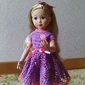 """Куклы и игрушки ручной работы. Ярмарка Мастеров - ручная работа Платье """"Нежность"""". Handmade."""