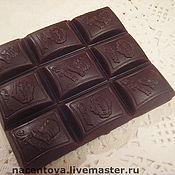 """Косметика ручной работы. Ярмарка Мастеров - ручная работа Мыло """" Шоколад """"Моцарт"""". Handmade."""