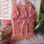 """Косметика ручной работы. Ярмарка Мастеров - ручная работа Мыло """"Дворец для принцессы"""". Handmade."""