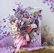 Открытки handmade. Livemaster - original item Handmade greeting cards from the
