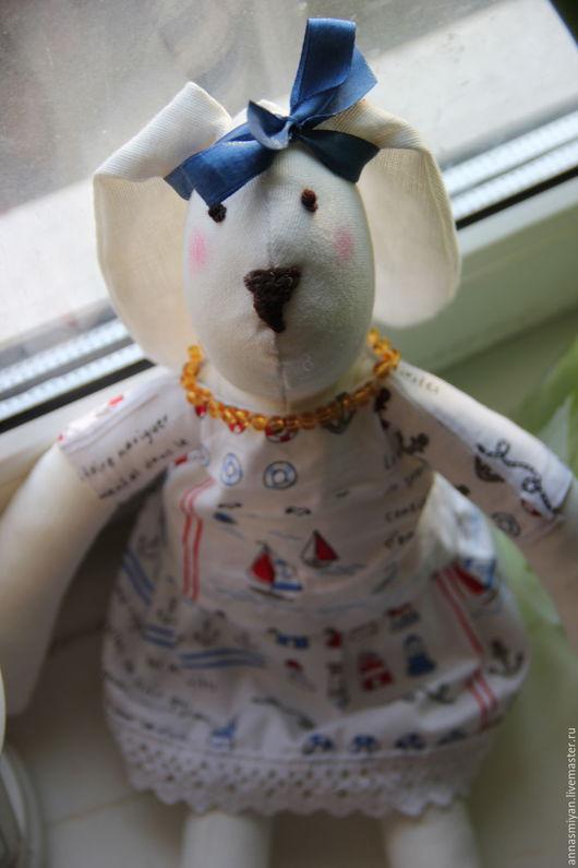 Тильда-кролик от Annys_bunnys