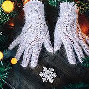 Аксессуары handmade. Livemaster - original item Openwork gloves