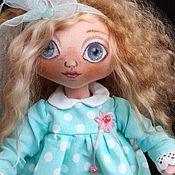 Интерьерная кукла Полина