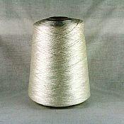 Материалы для творчества handmade. Livemaster - original item 100% SILK SHANTUNG 820m/100g. Handmade.
