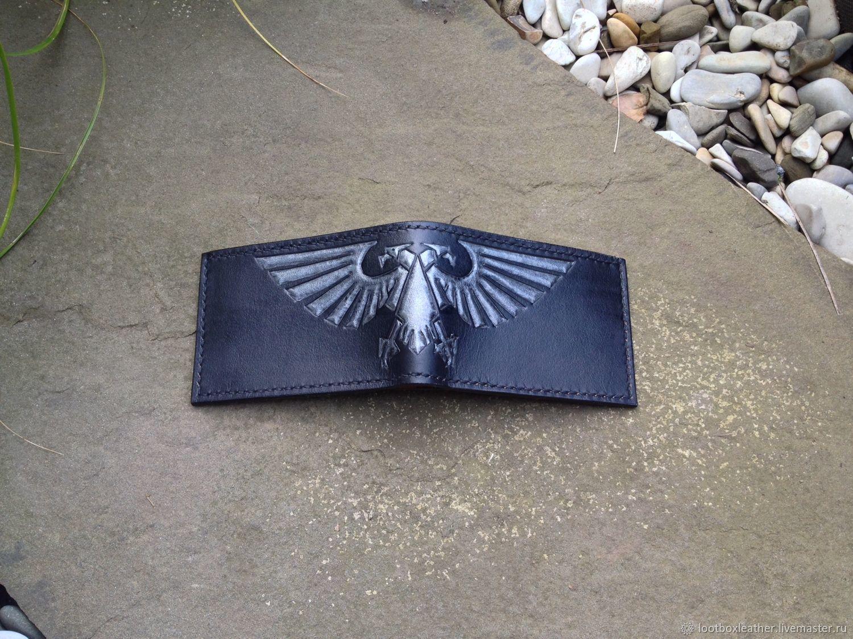 Wallet Warhammer 40k Steel Aquila Kupit Na Yarmarke Masterov J5ncacom Koshelki Noginsk