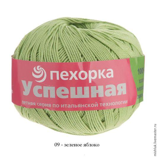 """Вязание ручной работы. Ярмарка Мастеров - ручная работа. Купить Пряжа для вязания """"Успешная"""" от 1 мотка Пехорка. Handmade."""