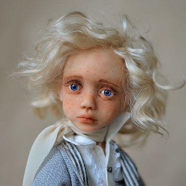 Куклы и игрушки ручной работы. Ярмарка Мастеров - ручная работа Куклы: Маленький Принц. Handmade.