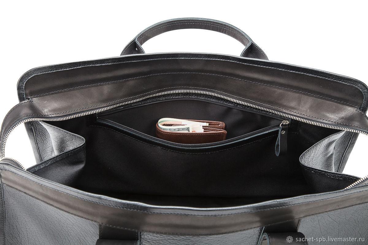 8f85b5f3057d Кожинка Мужские сумки ручной работы. Заказать Кожаная дорожная сумка