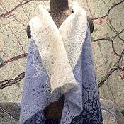 """Одежда ручной работы. Ярмарка Мастеров - ручная работа Жилет - вествуд """"Деним"""". Handmade."""