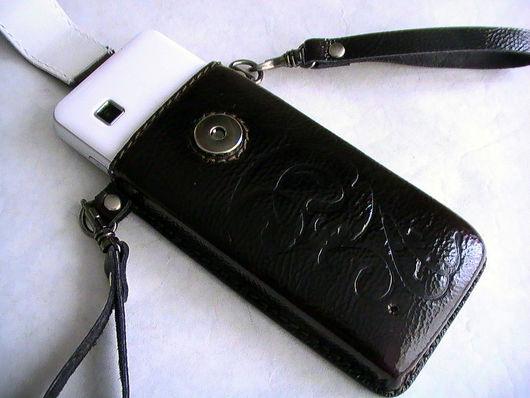 """Для телефонов ручной работы. Ярмарка Мастеров - ручная работа. Купить Чехол на телефон """"Для любимой дочери"""":-). Handmade."""