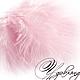 Другие виды рукоделия ручной работы. Ярмарка Мастеров - ручная работа. Купить Маленькое перо страуса натуральное, окрашенное №148.. Handmade.