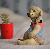 Куклы и игрушки ручной работы. Ярмарка Мастеров - ручная работа Мишка Чуня. Handmade.