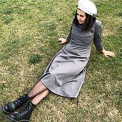 Платья ручной работы. Ярмарка Мастеров - ручная работа Платье «Медина» шерсть. Handmade.