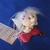 Куклы и игрушки handmade. Livemaster - original item Guardian Angel. Handmade.