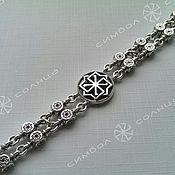 handmade. Livemaster - original item Molvinets Bracelet. Handmade.