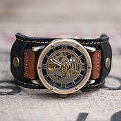 Украшения handmade. Livemaster - original item NEMO men`s wrist watch. Handmade.