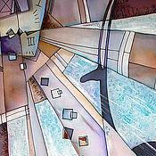 Картины и панно ручной работы. Ярмарка Мастеров - ручная работа Эра Козерога. Handmade.