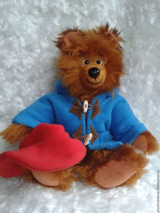 Сказочные персонажи ручной работы. Ярмарка Мастеров - ручная работа. Купить Медвежонок Падди. Handmade. Комбинированный, искусственный мех, миништоф