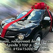 Дизайн и реклама handmade. Livemaster - original item Big bow on the car, gift. Handmade.