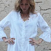 Одежда handmade. Livemaster - original item Boho tunic dress.. Handmade.