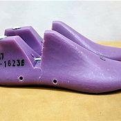 Материалы для творчества handmade. Livemaster - original item Women`s pads 8-16236 (ballet flats, mules, Slippers). Handmade.