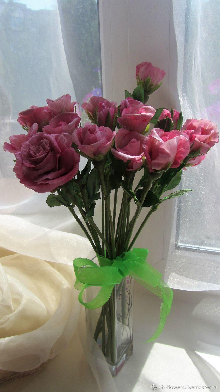 Букет из 23 роз мастер класс, нижний