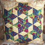 Для дома и интерьера ручной работы. Ярмарка Мастеров - ручная работа Декоративные подушечки. Handmade.