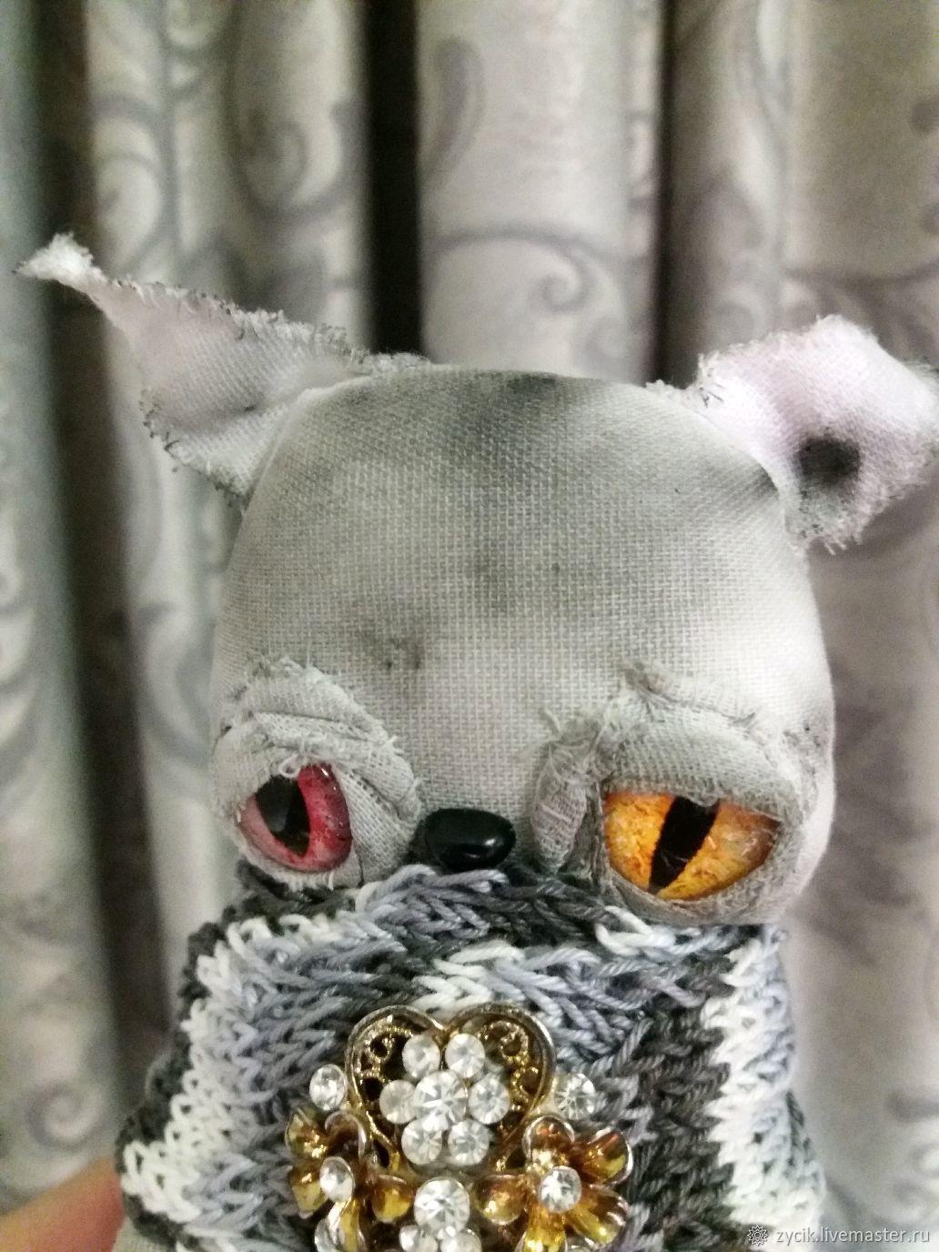 Чердачный кот, Мягкие игрушки, Тверь,  Фото №1