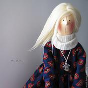 Куклы и игрушки ручной работы. Ярмарка Мастеров - ручная работа Тильда Лили. Handmade.