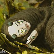 Куклы и игрушки ручной работы. Ярмарка Мастеров - ручная работа Кукла Brume ( Дымка). Handmade.