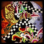 """Для дома и интерьера ручной работы. Ярмарка Мастеров - ручная работа Подставка """" С любовью к Хоффману"""". Handmade."""