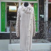 """Одежда ручной работы. Ярмарка Мастеров - ручная работа Пальто """"Мадам Джерси """". Handmade."""