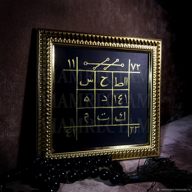 "Protection from evil eye - Talisman Naksh "" La-Sharir"", Amulet, Tula,  Фото №1"
