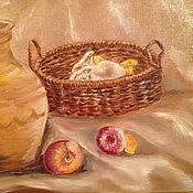 Картины и панно handmade. Livemaster - original item The picture Autumn still life. Handmade.
