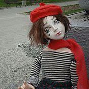 Куклы и игрушки ручной работы. Ярмарка Мастеров - ручная работа Авторская кукла Николь. Handmade.