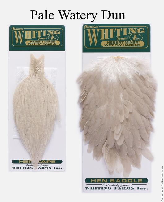 Другие виды рукоделия ручной работы. Ярмарка Мастеров - ручная работа. Купить Набор перьев Hebert Hen (82899013). Handmade.