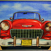 """Картины и панно ручной работы. Ярмарка Мастеров - ручная работа Картина """"Гавана"""". Handmade."""