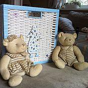 """Для дома и интерьера ручной работы. Ярмарка Мастеров - ручная работа Ящик для игрушек """"Ангел"""". Handmade."""