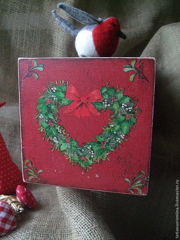 Новогодние открытки коробовой, пусть всегда