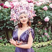 Русский стиль handmade. Livemaster - original item AURORA Costume