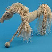 Куклы и игрушки ручной работы. Ярмарка Мастеров - ручная работа Белогривая  мечта. Handmade.