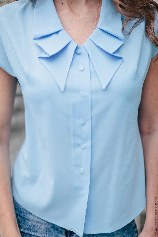 Купить блузки на работу