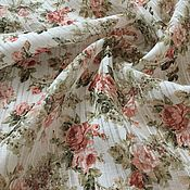 Материалы для творчества handmade. Livemaster - original item Linen veil