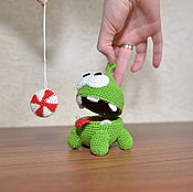 Куклы и игрушки ручной работы. Ярмарка Мастеров - ручная работа Ам-ням, Ом-ном. Handmade.