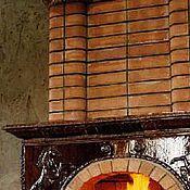 Для дома и интерьера ручной работы. Ярмарка Мастеров - ручная работа Камин для любителя лошадей. Handmade.