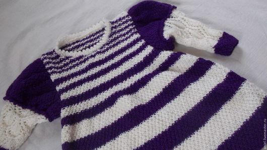 Платье вязаное. Платье на Ярмарке Мастеров.