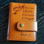 Сумки и аксессуары handmade. Livemaster - original item Wallet-traveler. Handmade.